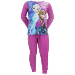 pyjama polaire la reine des neiges